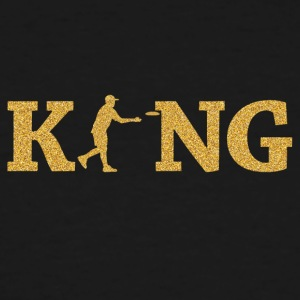Disc golf King - Men's Tall T-Shirt