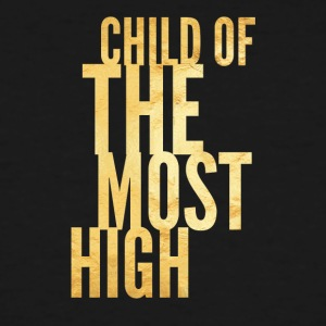 Child of the most high - Men's Tall T-Shirt