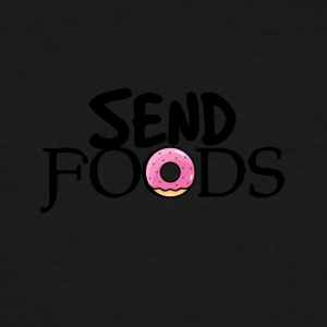 Send Foods - Men's Tall T-Shirt