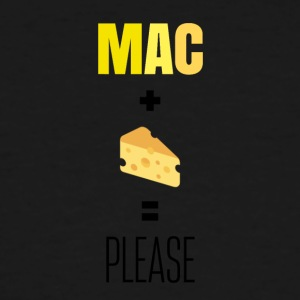 Mac and Cheese - Men's Tall T-Shirt