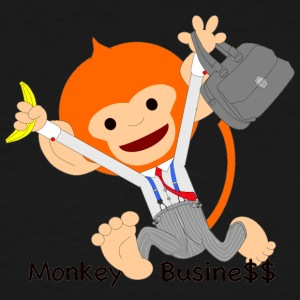 Pongo, monkey business - Men's Tall T-Shirt