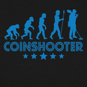 Retro Coinshooter Evolution - Men's Tall T-Shirt