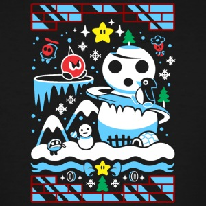 Snowmans Land - Men's Tall T-Shirt