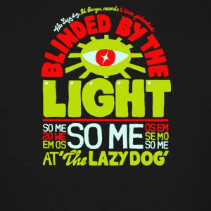 Blinded by the light - Men's Tall T-Shirt