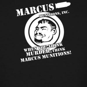 Marcus Munitions - Men's Tall T-Shirt
