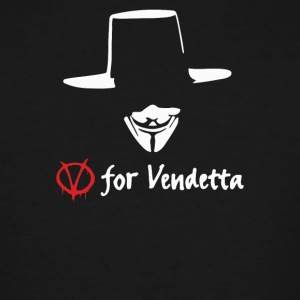 For Vendetta - Men's Tall T-Shirt