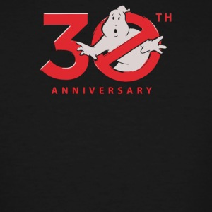 30th Anniversary Ghostbuster - Men's Tall T-Shirt