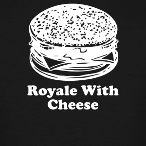 Royale With Cheese - Men's Tall T-Shirt