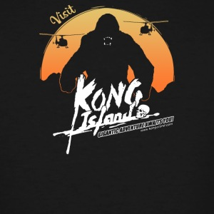 Visit Kong Island - Men's Tall T-Shirt