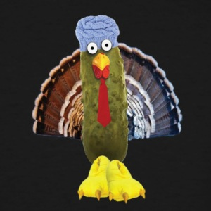 Pickle Turkey - Men's Tall T-Shirt
