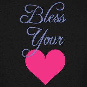 Bless Your Heart Shirt - Men's Tall T-Shirt