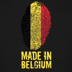 Made In Belgium / Belgien / Belgique / België - Men's Tall T-Shirt