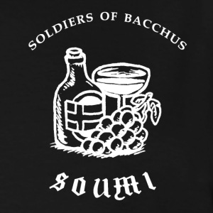 Soldiers of Bacchus - Men's Tall T-Shirt