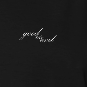 good vs evil - Men's Tall T-Shirt
