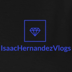 Isaac Hernandez Vlogs - Men's Tall T-Shirt