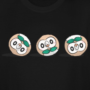 Rowlet Tumble - Men's Tall T-Shirt