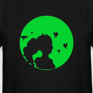 INMOONTRESS - Men's Tall T-Shirt