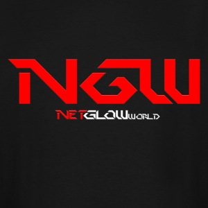 NGW (Red + White) - Men's Tall T-Shirt