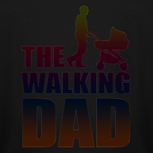 THE WALKING DAD - Men's Tall T-Shirt