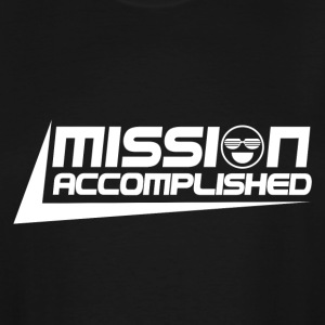 Mission Accomplished - Men's Tall T-Shirt