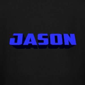 Jason In 3D - Men's Tall T-Shirt