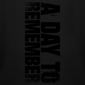 a day to remember - Men's Tall T-Shirt