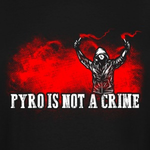 ACAB Pyro is not a crime - Men's Tall T-Shirt