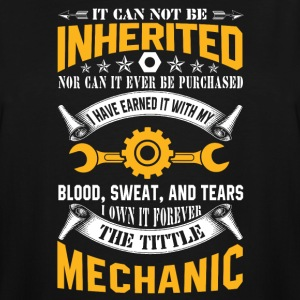 The Tittle Mechanic - Men's Tall T-Shirt