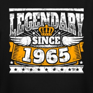 Legend Birthday: Legendary since 1965 birth year - Men's Tall T-Shirt