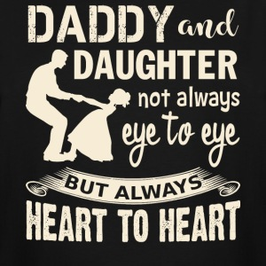 Daddy And Daughter T Shirt - Men's Tall T-Shirt