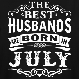 The best husbands are born in July - Men's Tall T-Shirt