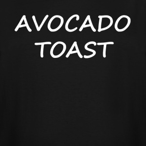 Avocado toast shirt - Men's Tall T-Shirt