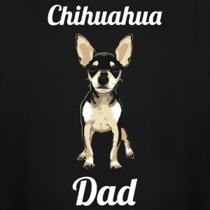 Chihuahua Dad - Men's Tall T-Shirt