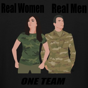 One Team: Army - Men's Tall T-Shirt