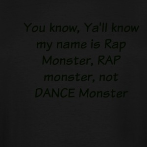 RAP MONSTER - Men's Tall T-Shirt