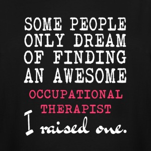 Occupational Therapist T Shirt - Men's Tall T-Shirt