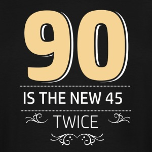90 years and increasing in value - Men's Tall T-Shirt