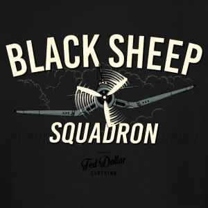 Black Sheep Squadron - Men's Tall T-Shirt