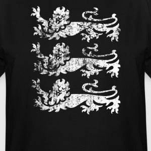Vintage England - Men's Tall T-Shirt