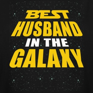 Best Husband In The Galaxy - Men's Tall T-Shirt