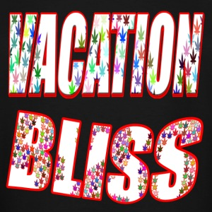 Get Your Vacation On Bliss Style! - Men's Tall T-Shirt