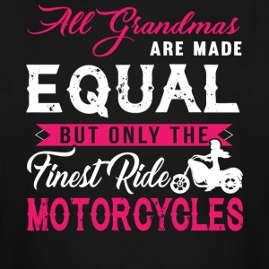 Grandmas Are Made Equal T Shirt - Men's Tall T-Shirt