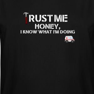 Trust Me Honey - Men's Tall T-Shirt