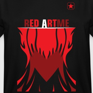 REDARTME - Men's Tall T-Shirt