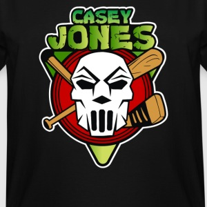 Skull CASEY JONES Cyber System - Men's Tall T-Shirt