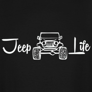 Jeep Life - Men's Tall T-Shirt