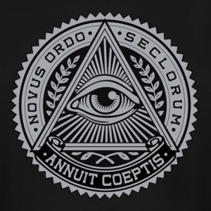 illuminati_domination - Men's Tall T-Shirt