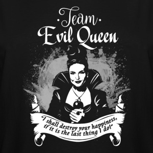 Team Evil Queen - Men's Tall T-Shirt