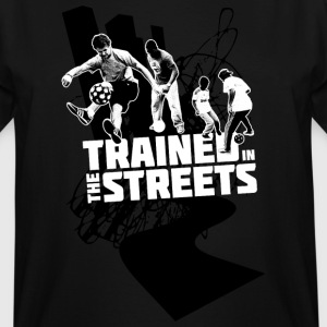 Trained in the Streets - Men's Tall T-Shirt