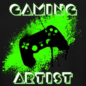 Gaming Artist - Men's Tall T-Shirt